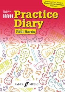 MUSICIANS' UNION PRACTICE DIARY by PAUL HARRIS (9780571597338) - PaperBack - Entertainment Music General
