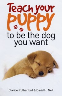 Teach Your Puppy to be the Dog You Want by Clarice Rutherford, David H. Neil, David H. Neil (9780572034917) - PaperBack - Pets & Nature Domestic animals