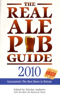 Real Ale Pub Guide by Real Ale Research Team (9780572035259) - PaperBack - Cooking Alcohol & Drinks