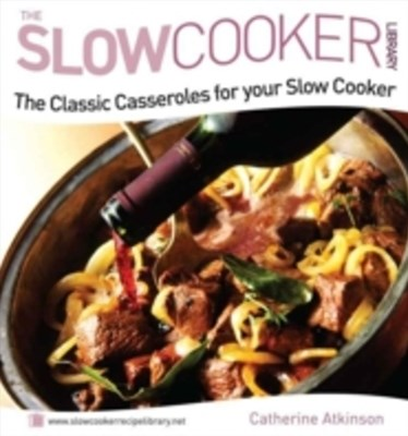 (ebook) Classic Casseroles for your Slow Cooker