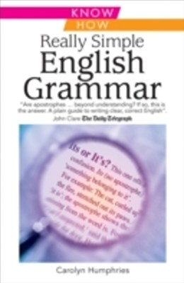 Really Simple English Grammar