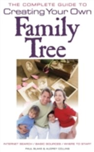 (ebook) Complete Guide to Creating Your Own Family Tree - Craft & Hobbies