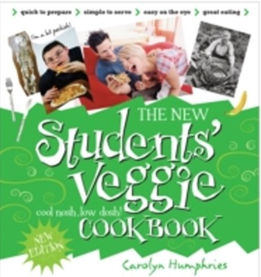 (ebook) New Students' Veggie Cook Book