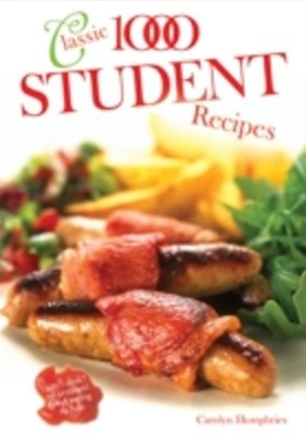 (ebook) Classic 1000 Student Recipes