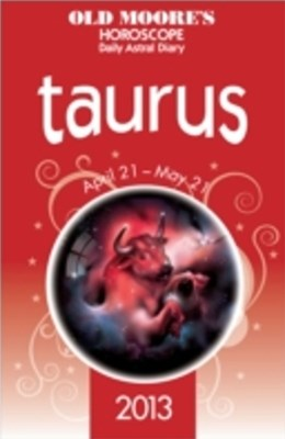 (ebook) Old Moore's Horoscope 2013 Taurus