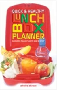 (ebook) Quick and Healthy Lunchbox Planner - Cooking Cooking Reference