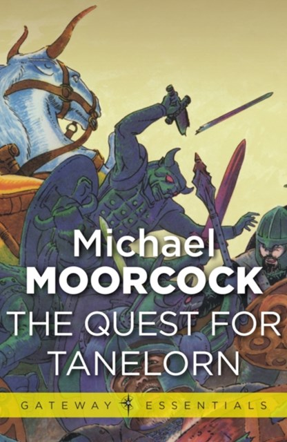 (ebook) The Quest for Tanelorn