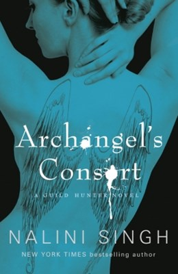 (ebook) Archangel's Consort