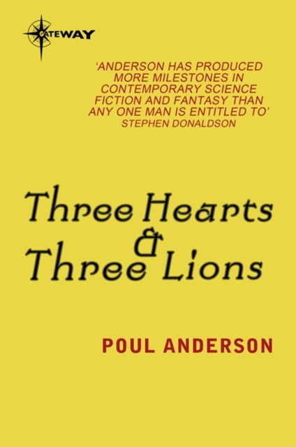 Three Hearts & Three Lions