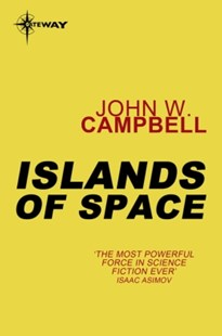 (ebook) Islands of Space - Science Fiction