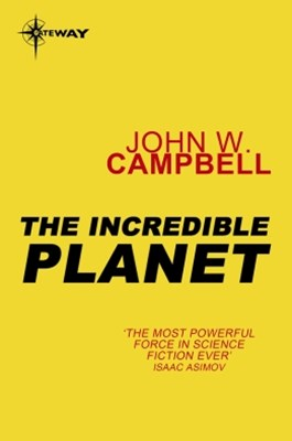(ebook) The Incredible Planet