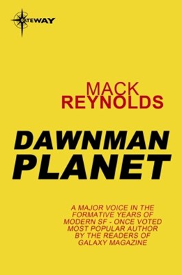 (ebook) Dawnman Planet