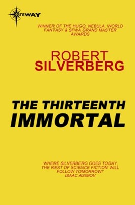 The Thirteenth Immortal