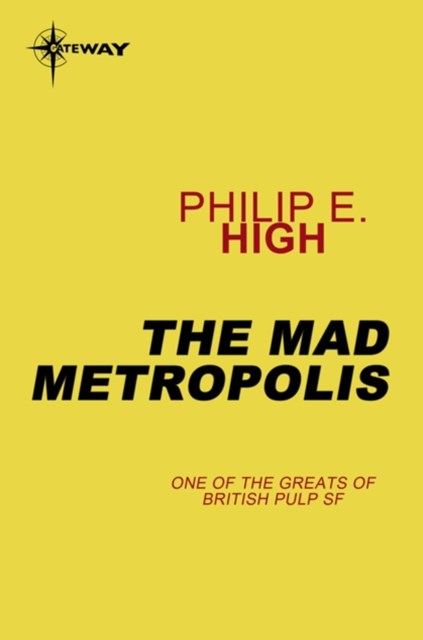 (ebook) The Mad Metropolis