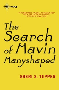(ebook) The Search of Mavin Manyshaped - Science Fiction