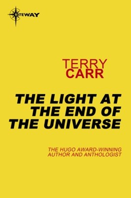 The Light at the End of the Universe