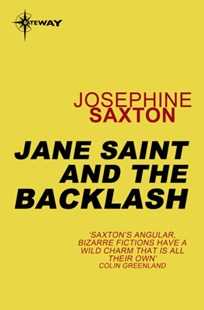 (ebook) Jane Saint and the Backlash - Science Fiction