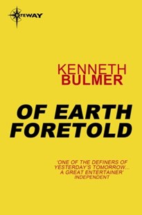 (ebook) Of Earth Foretold - Science Fiction