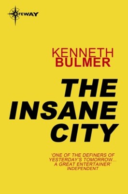 (ebook) The Insane City