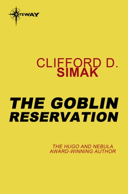 (ebook) The Goblin Reservation