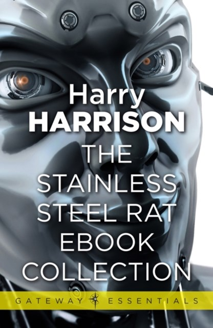 (ebook) The Stainless Steel Rat eBook Collection