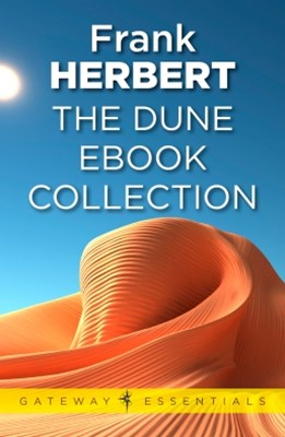 (ebook) The Dune eBook Collection