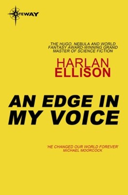 (ebook) An Edge in My Voice