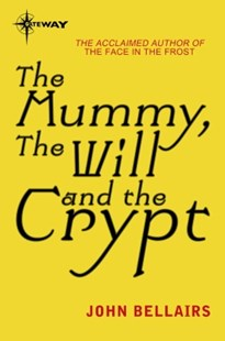 (ebook) The Mummy, the Will and the Crypt - Children's Fiction