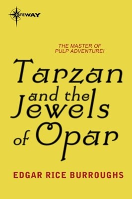 (ebook) Tarzan and the Jewels of Opar