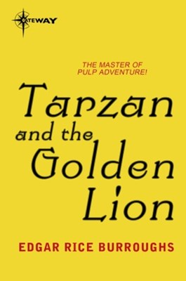 (ebook) Tarzan and the Golden Lion
