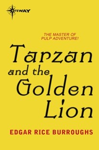 (ebook) Tarzan and the Golden Lion - Science Fiction