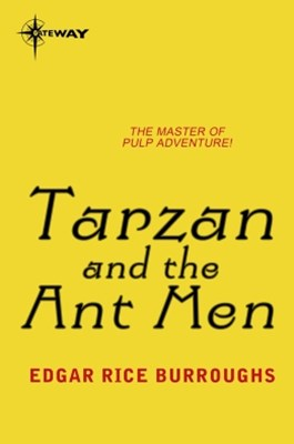 (ebook) Tarzan and the Ant Men