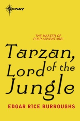 (ebook) Tarzan, Lord of the Jungle