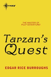 (ebook) Tarzan's Quest - Science Fiction