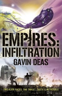 (ebook) Empires: Infiltration - Science Fiction