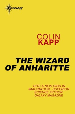 (ebook) The Wizard of Anharitte