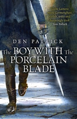 (ebook) The Boy with the Porcelain Blade