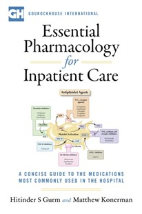 (ebook) Essential Pharmacology For Inpatient Care - Reference Medicine