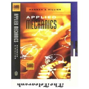 Applied Mechanics by J. Hannah, M. J. Hillier (9780582256323) - PaperBack - Science & Technology Engineering