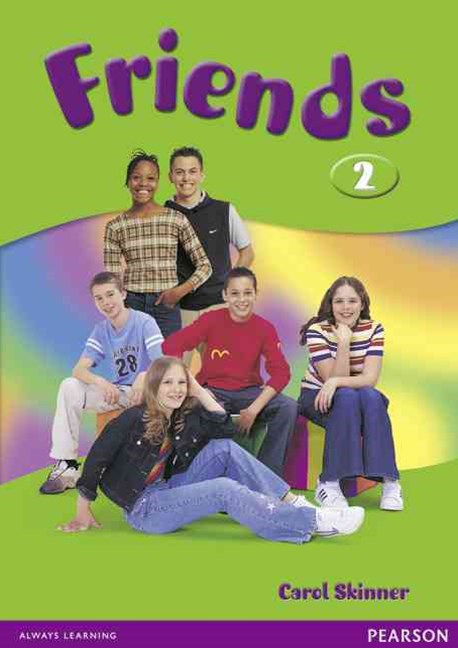 Friends 2: Global Student's Book