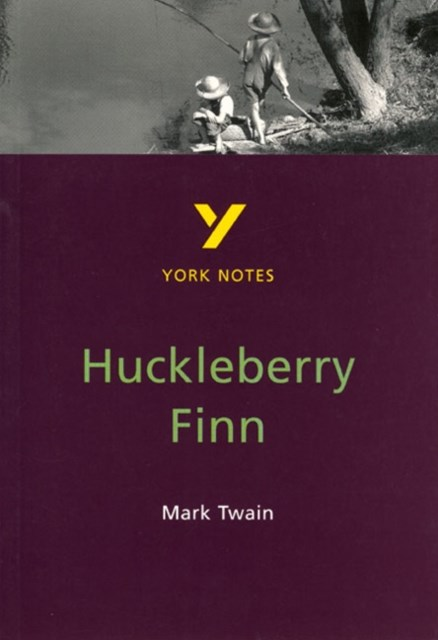 York Notes on Mark Twain's &quote;Huckleberry Finn&quote;
