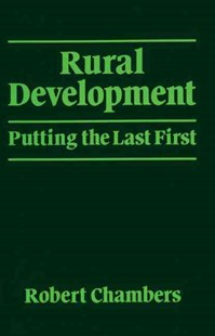 Rural Development by Robert Chambers (9780582644434) - PaperBack - Politics Political Issues