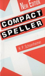 Compact Speller by H. P. Schoenheimer (9780582665934) - PaperBack - Language
