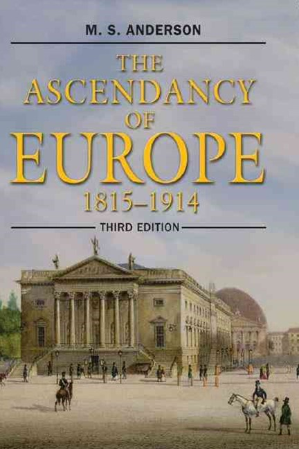 Ascendancy of Europe