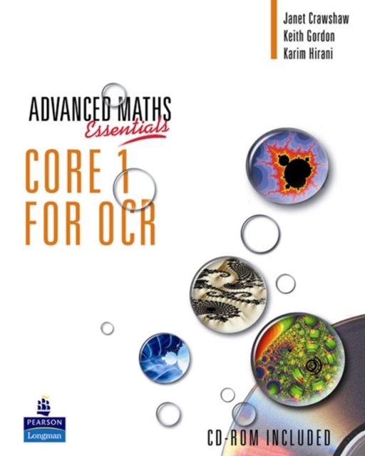 A Level Maths Essentials Core 1 for OCR Book