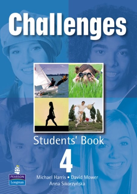 Challenges: Student Book, Global