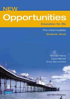 Opportunities Pre-Intermediate Students