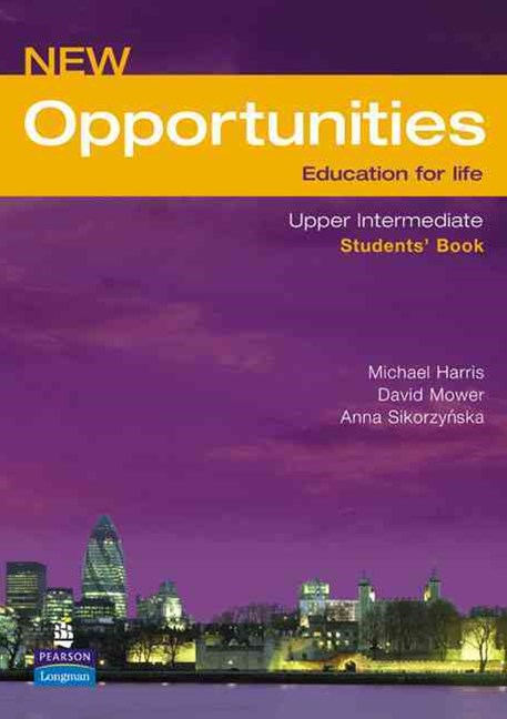 Opportunities Upper Intermediate Students' Book