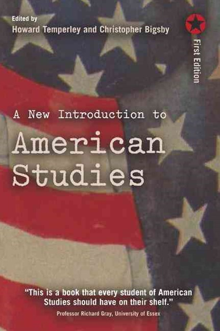 A New Introduction to American Studies