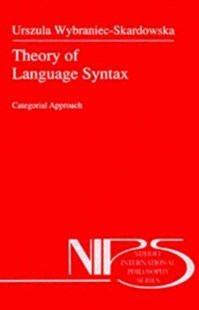 (ebook) Theory of Language Syntax - Computing